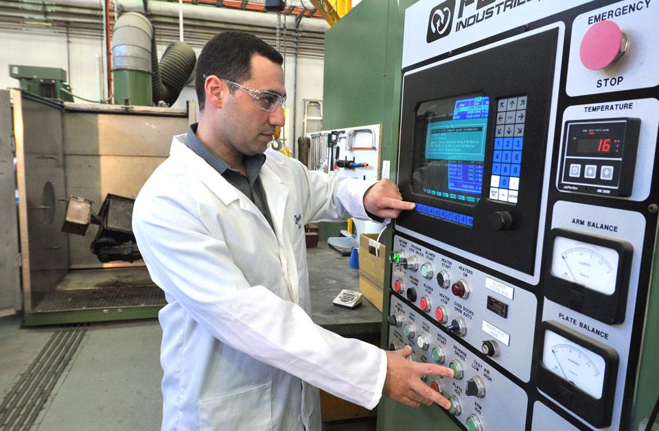 Alkatuff manufacturing