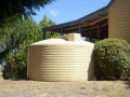 Country Cottage Water Tank
