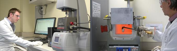 Qenos laboratory