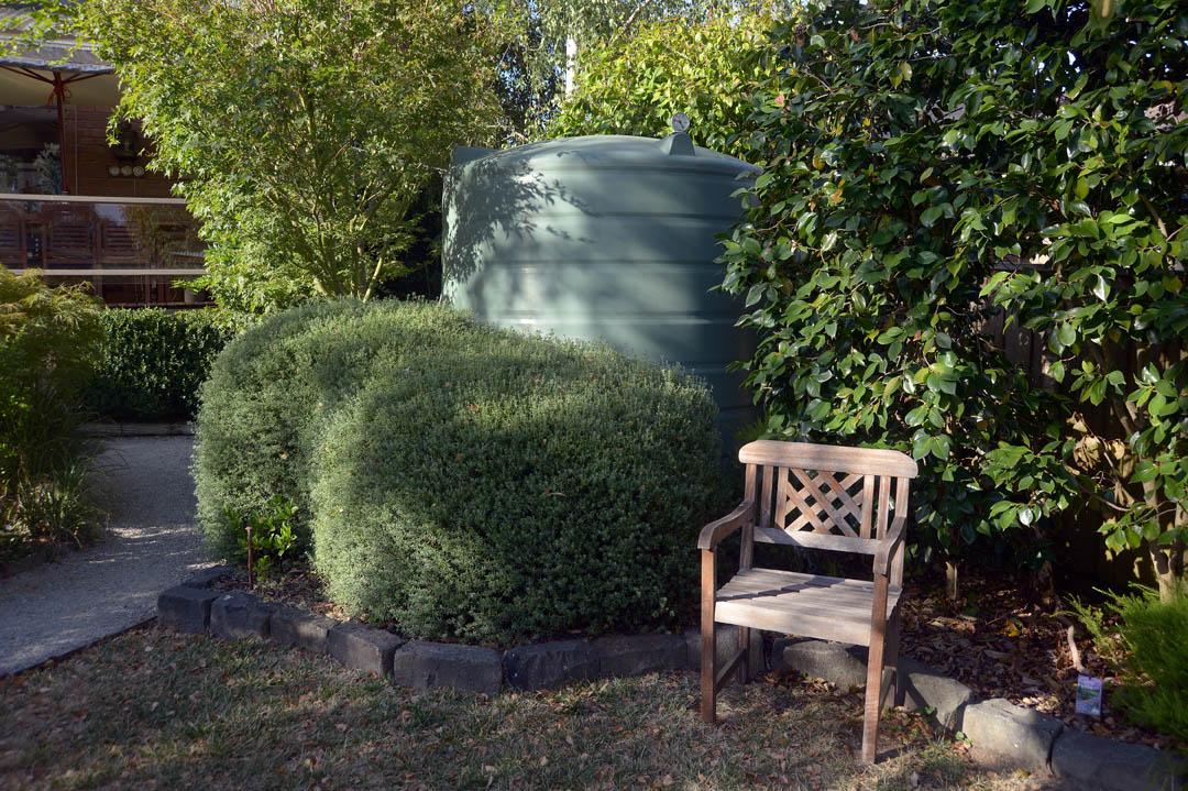 Urban Water Tanks
